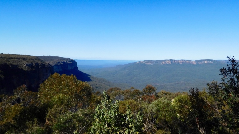 blue mountains day trip