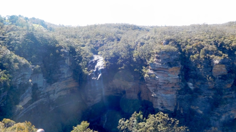blue mountains hiking