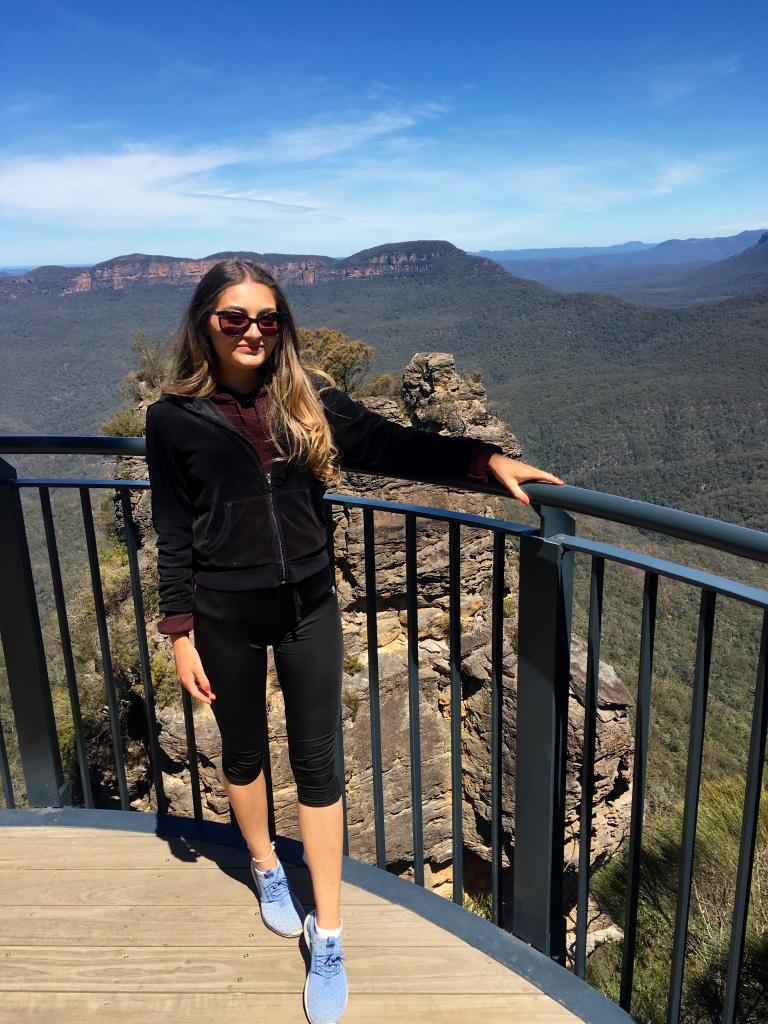 blue mountains hiking tour